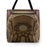 2520- Palace Of Fine Arts Tote Bag