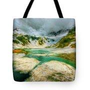 Landscape Light Tote Bag