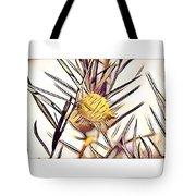 Swan Plant Tote Bag