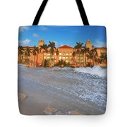 26- Valet Parking Available Tote Bag