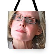 Female Beauty Expressions. Tote Bag