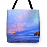 Nature Art Landscape Tote Bag