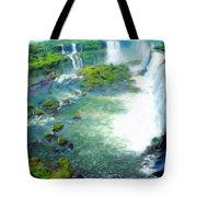 Landscape Nature Tote Bag