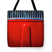 2674- Red Volkswagen  Tote Bag