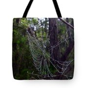 Australia - Uniquely Yours Spider Web Tote Bag