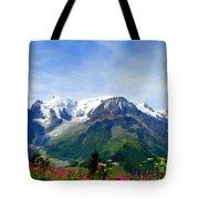 R F Landscape Tote Bag