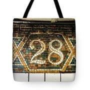 28th Street Tote Bag
