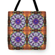 Arabesque 097 Tote Bag