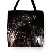 Cinderella Castle Tote Bag
