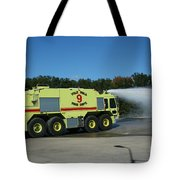 Firefighting Tote Bag