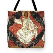 Jesus Christ Christian Art Tote Bag