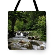 Landscapes Oil Painting Tote Bag