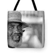 Roatan People Tote Bag