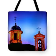 2cross Tote Bag
