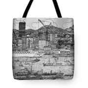2d Quays  Tote Bag