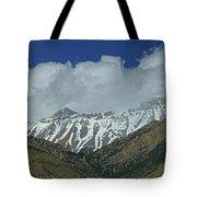 2d07509 High Peaks In Lost River Range Tote Bag