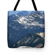 2m04207 Sleese Mtn From Mt. Challenger Tote Bag by Ed Cooper Photography