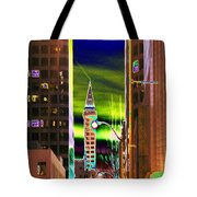 2nd Avenue Sunrise Tote Bag