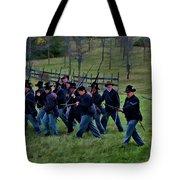 2nd Wi Infantry Black Hats Tote Bag