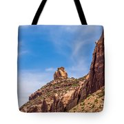 Views Of Canyonlands National Park Tote Bag