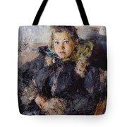 1910 Nikolay Feshin Tote Bag