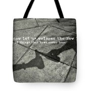 Friendship Toast Quote Tote Bag