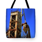 Abandoned Quarry Tote Bag