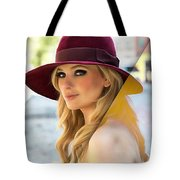 Abigail Breslin Collection Tote Bag