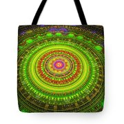 Abstract Graphics Tote Bag