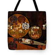 Abstract Painting - Attack Tote Bag
