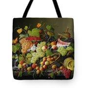Abundant Fruit Tote Bag