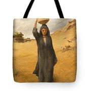 An Arab Girl Tote Bag