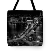 An Evening In Budapest Tote Bag