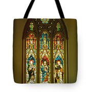 3 Apostles South Stained Glass Window Christ Church Cathedral 1 Tote Bag