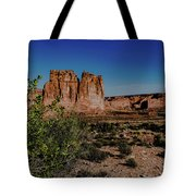 Arches Park National  Tote Bag