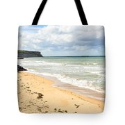 Arromanches Beach Tote Bag
