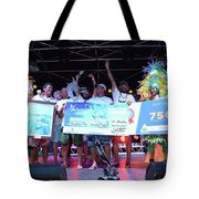 Art Trophies Tote Bag