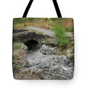 Ashness Stone Packhorse Bridge, Lake District National Park Tote Bag