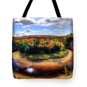 Autumn In Arrowhead Provincial Park Tote Bag
