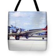 B-17 Bomber 5 Tote Bag