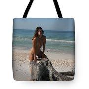 Beach Girl Tote Bag