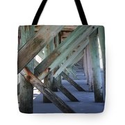 Beneath The Docks Tote Bag