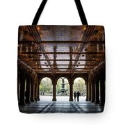 Bethesda Terrace Tote Bag