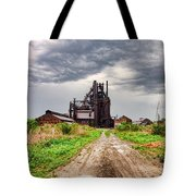 Bethlehem Steel Tote Bag