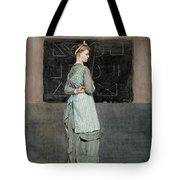 Blackboard Tote Bag