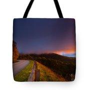 Blue Ridge Parkway. Tote Bag