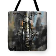 Bmw Motorcycle Tote Bag