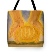 Bread From Heaven Tote Bag