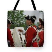 British Camp Tote Bag