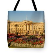 Buckingham Palace, London, Uk. Tote Bag